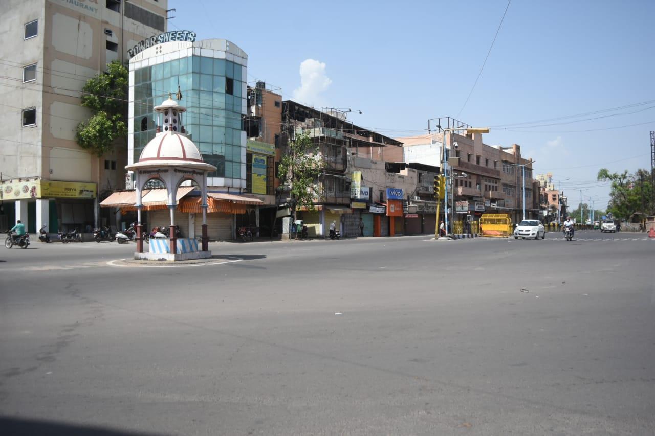 जोधपुर में पारा 40 के आसपास बना रहा। - Dainik Bhaskar