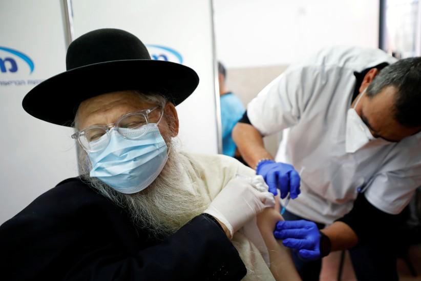 इजरायल 15 जून से दुनिया का पहला मास्क-फ्री देश बन जाएगा, 20 दिसंबर 2020 को शुरू हुआ था कोरोना टीकाकरण विदेश,International - Dainik Bhaskar