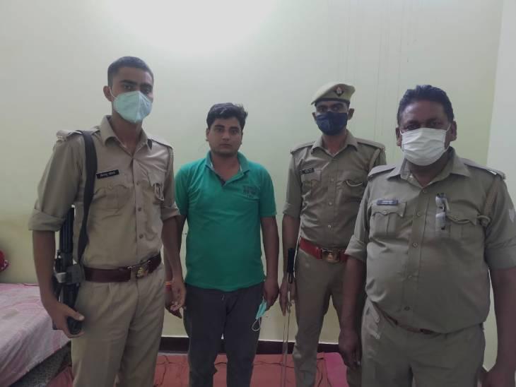 सूदखोर के जाल में फंसे दवा व्यापारी ने एक साल में करीब 32 लाख रुपए सूदखोर अविनाश को दे दिए थे।