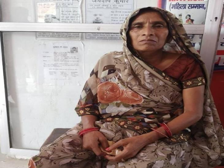 दो वृद्धाओं को असलहा दिखाकर छीन ली चेन, बाइक सवार बदमाशों ने वारदात को दिया अंजाम|वाराणसी,Varanasi - Dainik Bhaskar