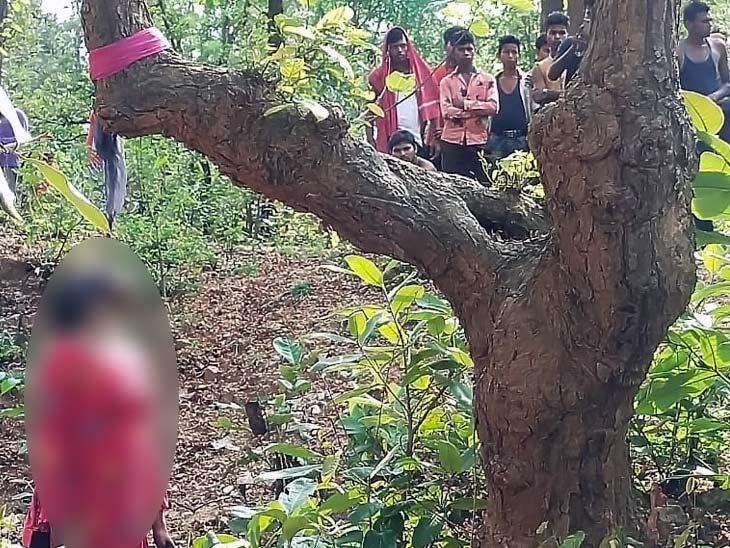 सोमवार से घर से गायब थी 10वीं की छात्रा, आंख पर मिले गहरे चोट के निशान; हत्या की आशंका|झारखंड,Jharkhand - Dainik Bhaskar
