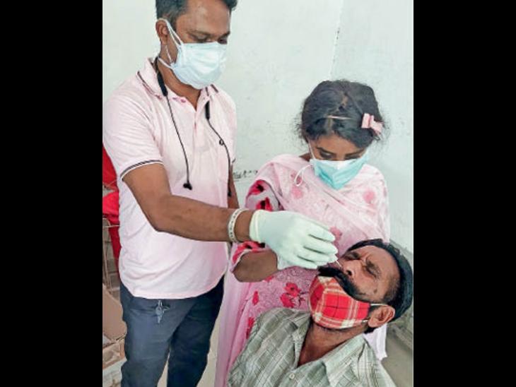 कोरोना से राहत मिलीलेकिन अब ब्लैक फंगस ने चिंता बढ़ाई|जालंधर,Jalandhar - Dainik Bhaskar