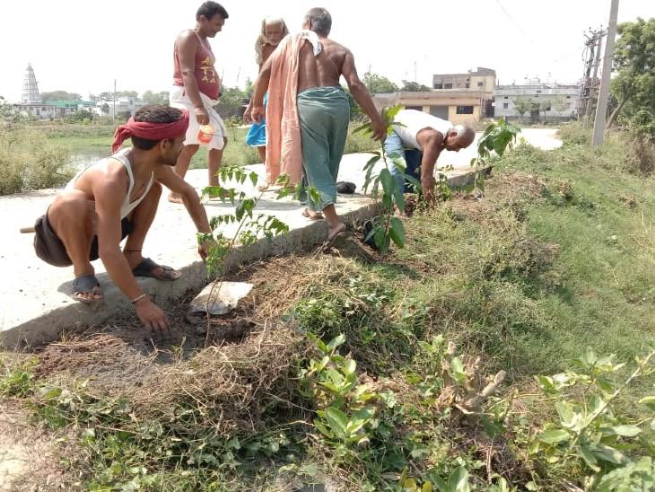 पटना जिला प्रशासन ने रोजगार सृजन की तैयारी शुरू की, जॉब कार्ड जारी करने पर दिया जा रहा जोर|पटना,Patna - Dainik Bhaskar