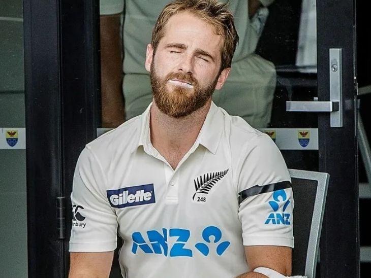 कोहनी की चोट से जूझ रहे हैं न्यूजीलैंड के कप्तान, भारत के खिलाफ WTC फाइनल तक फिट होने की उम्मीद|क्रिकेट,Cricket - Dainik Bhaskar
