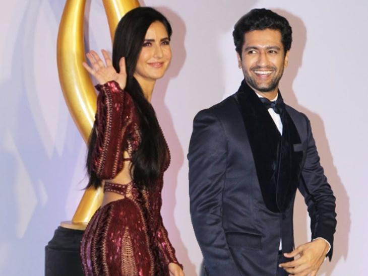 विक्की कौशल ने सलमान खान के सामने कर दिया कटरीना कैफ को प्रपोज, फिर छोटी-छोटी गलतियों से सुर्खियों में आया दोनों का रिलेशन बॉलीवुड,Bollywood - Dainik Bhaskar