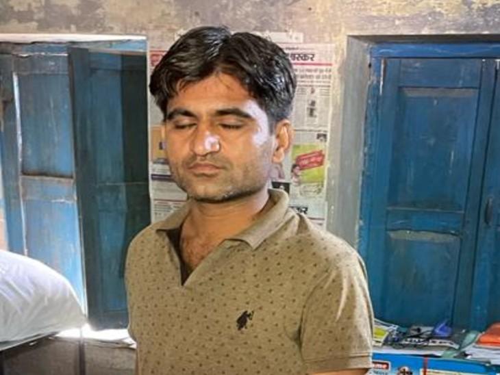 एलडीसी ट्रेप मामले में ग्राम विकास अधिकारी को बनाया आरोपी, जेटीए की भूमिका भी संदिग्ध, हाजरी चढ़ाने के बदले ली थी रिश्वत|बाड़मेर,Barmer - Dainik Bhaskar