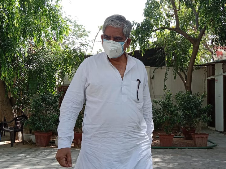 नीमकाथाना से विधायक सुरेश मोदी।