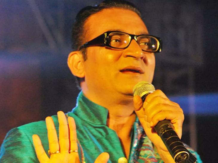 अमित कुमार के विवाद पर अभिजीत भट्टाचार्य का रिएक्शन, बोले- उन्होंने ऑन कैमरा कुछ नहीं कहा, बेवजह बात का बतंगड़ बनाया गया टीवी,TV - Dainik Bhaskar