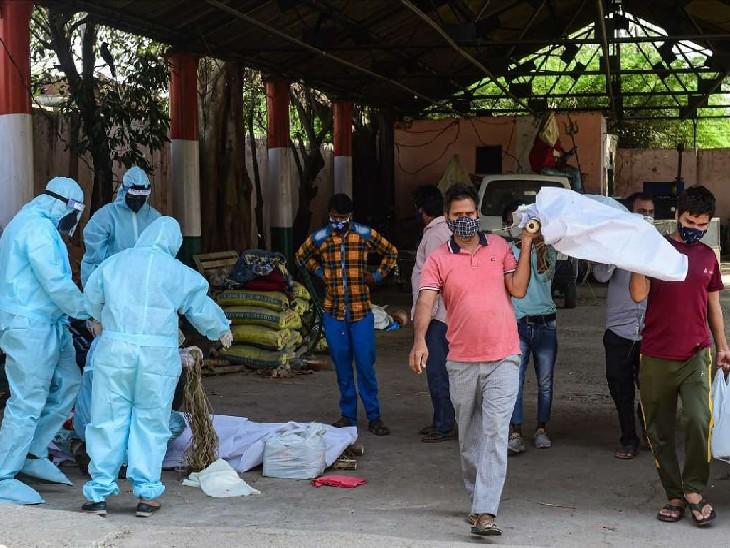 बिहार में 9429 लोगों की मौत, 3737 लोगों के लिए रिलीज हुआ रिलीफ फंड; प्रधान सचिव बोले- 10 दिन के अंदर मिलेगी राशि|पटना,Patna - Dainik Bhaskar