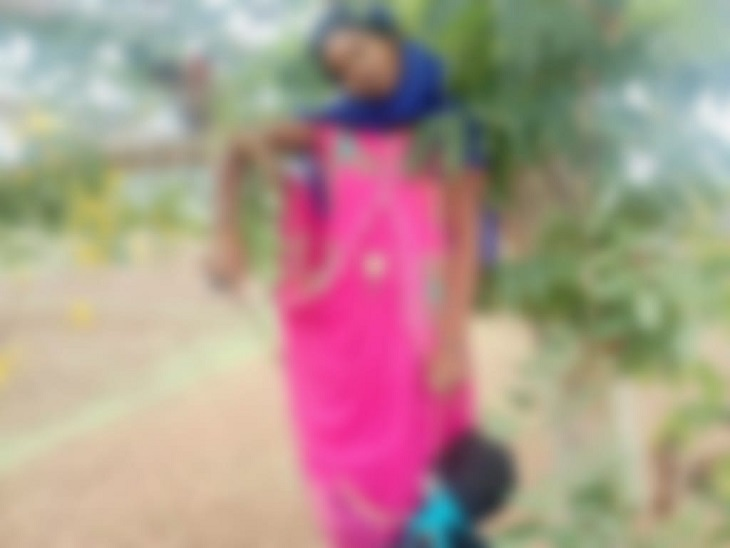 युवक ने 16 साल की प्रेमिका के साथ दे दी जान; पेड़ से दोनों के शव एक ही फंदे में लटके मिले|छत्तीसगढ़,Chhattisgarh - Dainik Bhaskar