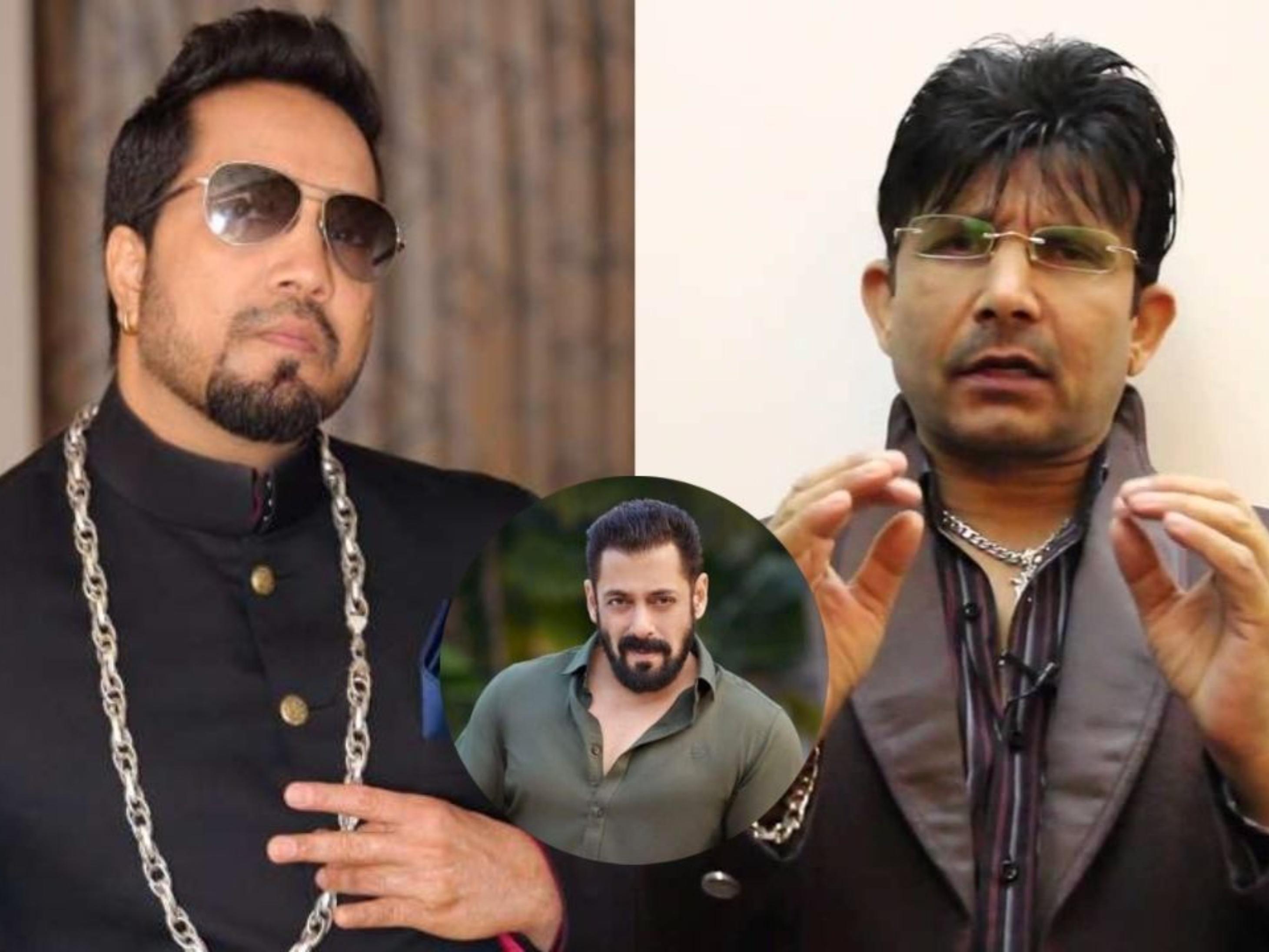 खुद पर गाना बना तो बिफरे कमाल आर खान, मीका से कहा- इतना भौंकता है, एक बार सॉन्ग रिलीज कर दे फिर देख बॉलीवुड,Bollywood - Dainik Bhaskar