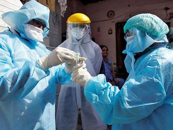 31 दिन में 1.07 लाख एक्टिव केस हुए कम, अभी 17 हजार का चल रहा इलाज, प्रदेश में 954 नए संक्रमित|रायपुर,Raipur - Dainik Bhaskar