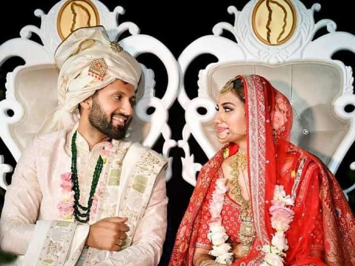 नुसरत जहां ने पति निखिल जैन से अलग होने के बाद सोशल मीडिया से डिलीट कर दीं शादी की फोटोज, बोलीं-मैं वो औरत नहीं जो मुंह बंद रखे|बॉलीवुड,Bollywood - Dainik Bhaskar