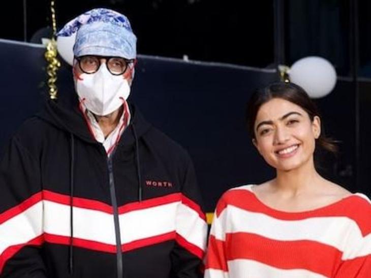 अमिताभ बच्चन-रश्मिका मंदाना और विक्की कौशल-भूमि पेडणेकर ने भी कसी कमर, जल्द शुरू करेंगे अपनी-अपनी फिल्म की शूटिंग|बॉलीवुड,Bollywood - Dainik Bhaskar