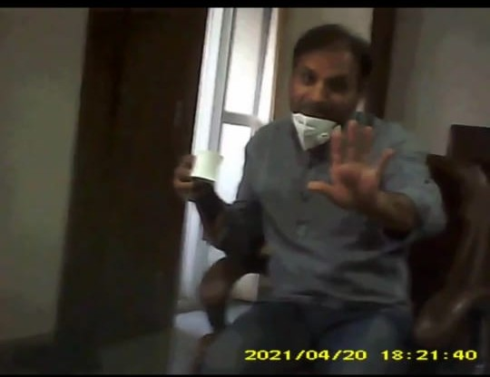 सौम्या गुर्जर के पति पर निजी कंपनी से 276 करोड़ के पेमेंट के बदले कमीशन मांगने का आरोप, वीडियो के आधार पर ACB में केस दर्ज|जयपुर,Jaipur - Dainik Bhaskar