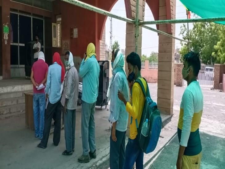 बाड़मेर में 682 कोरोना सैंपल जांच में निकले 14 नए कोरोना पॉजिटिव, 21 मरीज रिकवर हुए, ओपीडी में बढ़ रहे सामान्य मरीज|बाड़मेर,Barmer - Dainik Bhaskar