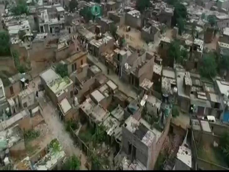 पांच हजार मकान, 80 दुकान, 36 धार्मिक स्थल व पांच स्कूल समेत 6500 से अधिक अवैध निर्माणों पर चलेगा बुलडोजर|फरीदाबाद,Faridabad - Dainik Bhaskar