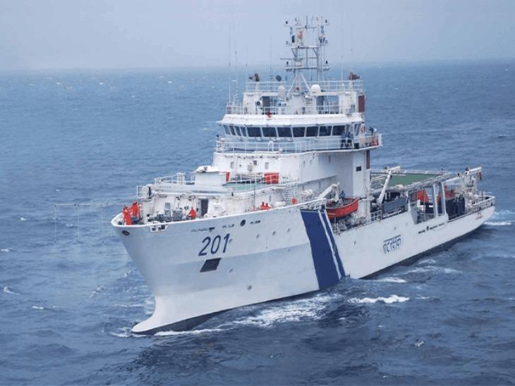 इंडियन कोस्ट गार्ड ने नाविक और यांत्रिक के 350 पदों पर निकाली भर्ती, 02 जुलाई से शुरू होगी एप्लीकेशन प्रोसेस करिअर,Career - Dainik Bhaskar