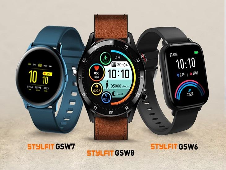 ऑक्सीजन और हार्ट रेट चेक कर सकते हैं, स्पेशल ऑफर में स्मार्टवॉच की शुरूआती कीमत 2,099 रुपए रखी गई है|टेक & ऑटो,Tech & Auto - Dainik Bhaskar
