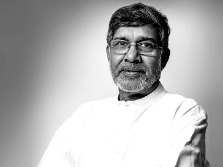 कैलाश सत्यार्थी, नोबेल शांति पुरस्कार से सम्मानित बाल अधिकार कार्यकर्ता - Dainik Bhaskar