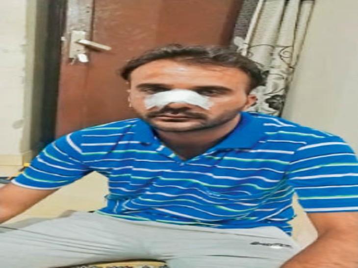 खुद को गैंगस्टर बताकर युवक ने की गुंडागर्दी, 24 घंटे बाद भी कोई कार्रवाई नहीं की|जालंधर,Jalandhar - Dainik Bhaskar