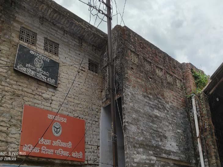 लेखाधिकारी खुद शासन को लगातार तीन साल से पत्र लिख रहे हैं। - Dainik Bhaskar