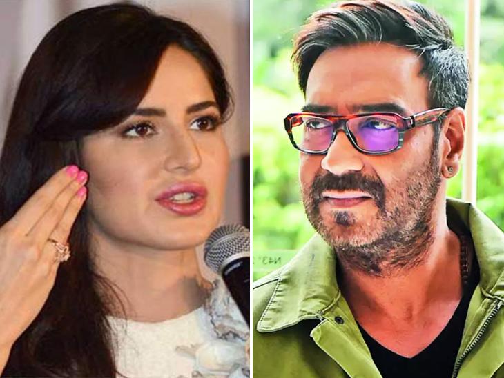 विक्की के साथ रिश्ता उजागर करने पर अनिल कपूर के बेटे हर्षवर्धन से नाराज हैं कटरीना, अजय देवगन ने लगवाया इंडस्ट्री के वर्कर्स को टीका बॉलीवुड,Bollywood - Dainik Bhaskar