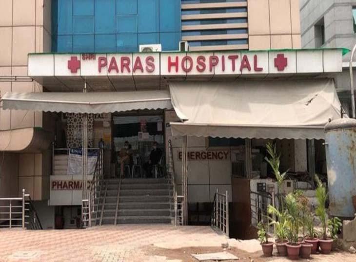 चार दिन बाद भी पारस अस्पताल प्रकरण में न तो पीड़ितों के बयान दर्ज किए गए और न ही रिकार्ड की जांच की गई, 22 मरीजों की हुई थी मौत|आगरा,Agra - Dainik Bhaskar