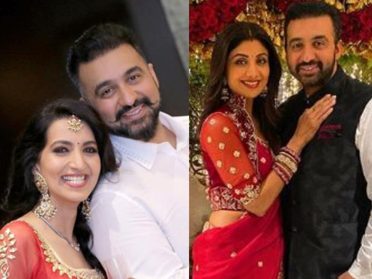 पति और पूर्व भाभी के अफेयर पर राज कुंद्रा की बहन रीना कुंद्रा ने कहा- मैंने हमेशा उसे बड़ी बहन माना था, नहीं सोचा था वह ऐसा करेगी बॉलीवुड,Bollywood - Dainik Bhaskar