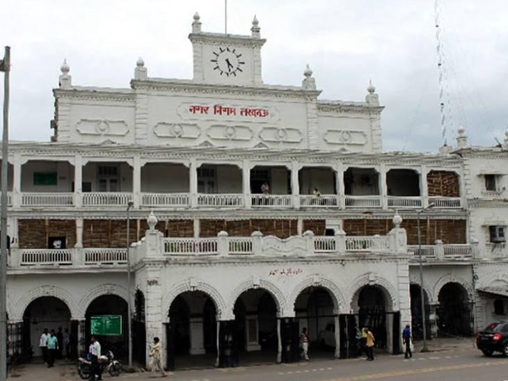 लॉकडाउन और कोरोना की भेट चढ़ गया लखनऊ सीमा में आए 88 गांवों का विकास|लखनऊ,Lucknow - Dainik Bhaskar