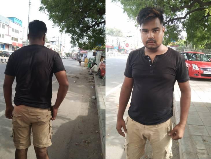 आगरा के युवक ने दरोगा पर हवालात से निकालकर पीटने का लगाया आरोप, SSP ने CO को सौंपी जांच|आगरा,Agra - Dainik Bhaskar