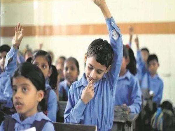 पिछले दो वर्ष से शहर में 3 साल के 23 हजार बच्चों ने नहीं देखा अपना स्कूल, टीचर्स से भी ऑनलाइन ही मिले भोपाल,Bhopal - Dainik Bhaskar