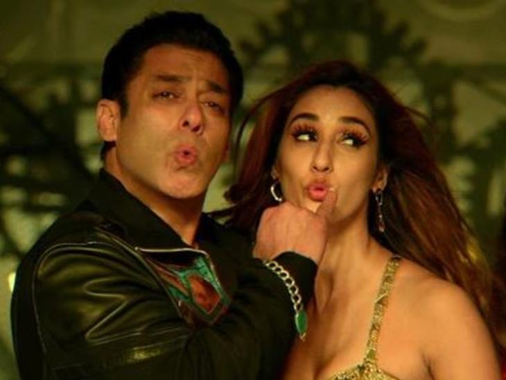 कमाल खान ने दिशा पाटनी को जन्मदिन पर दी बधाई, बोले-बूढ़े एक्टर्स के साथ बिल्कुल अच्छी नहीं लगती हो बॉलीवुड,Bollywood - Dainik Bhaskar
