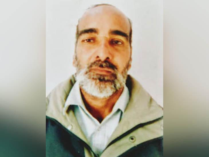 मोगा में बदमाशों की तरफ से मार दिए गए किसान केवल सिंह की फाइल फोटो। - Dainik Bhaskar