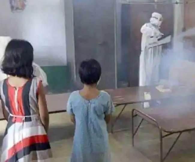 10 बच्चों के माता और पिता दोनों की हुई कोरोना से मौत, 'बाल सेवा योजना' के तहत मिलेगा बच्चों को सहारा|गोरखपुर,Gorakhpur - Dainik Bhaskar