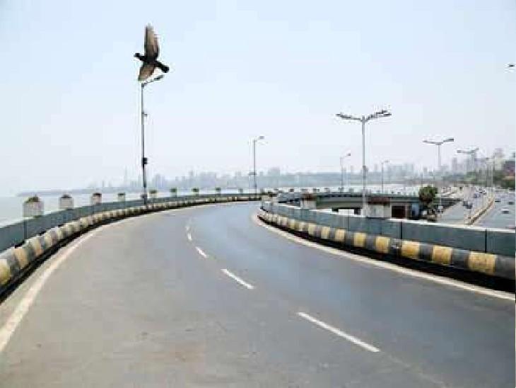 प्रयागराज में जीटी रोड चौफटका से एयरपोर्ट झलवा रोड पर 4 लेन उपरिगामी सेतु बनेगा|प्रयागराज,Prayagraj - Dainik Bhaskar