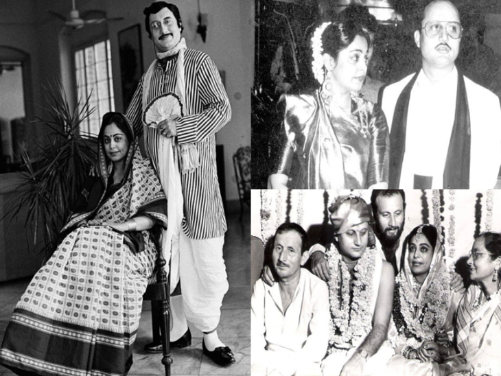 किरण खेर ने बिजनेसमैन से की थी पहली शादी, प्ले के दौरान अनुपम खेर से हुई मुलाकात और कर ली दूसरी शादी बॉलीवुड,Bollywood - Dainik Bhaskar