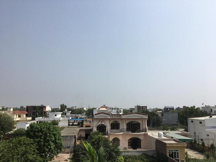 पानीपत में आज दस्तक दे सकता है मानसून, आसमान में छाए बादल दिला रहे गर्मी से राहत|पानीपत,Panipat - Dainik Bhaskar