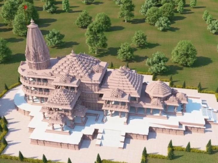 राममंदिरनिर्माण को लेकर हुई बैठक में तीन दर्शन मार्गोंके निर्माण पर हुई चर्चा, संवारा जाएगा हनुमानगढ़ीहोते हुए रामजन्मभूमि की ओर जाने वाला रास्ता|अयोध्या,Ayodhya - Dainik Bhaskar