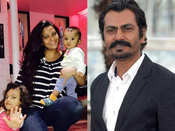 दुबई जाने वाले हैं नवाजुद्दीन सिद्दीकी के बच्चे, पत्नी आलिया बोलीं- बच्चों का ऑनलाइन क्लास में मन नहीं लगता वो स्कूल जाना चाहते हैं|बॉलीवुड,Bollywood - Dainik Bhaskar