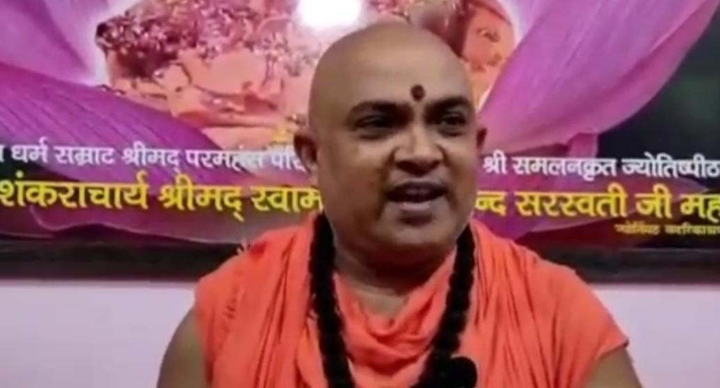 अखिल भारतीय संत समिति के महामंत्री स्वामी जितेंद्रानंद सरस्वती बोले-जब कोई गड़बड़ी हुई ही नहीं तो फिर किस बात की हो सीबीआई जांच|वाराणसी,Varanasi - Dainik Bhaskar