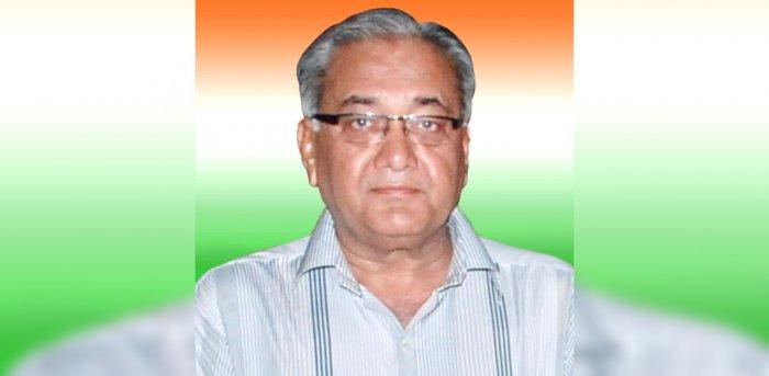 विधानसभा के पूर्व अध्यक्ष दीपेंद्र सिंह शेखावत की बीकानेर में तबीयत बिगड़ी, समधी देवीसिंह भाटी से मिलने आए थे|बीकानेर,Bikaner - Dainik Bhaskar
