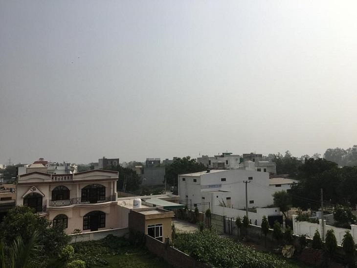 आसमान साफ रहने से धूप ने बढ़ाई तपिश, अधिकतम तापमान में दो डिग्री की बढ़ोत्तरी, कल बारिश के आसार|पानीपत,Panipat - Dainik Bhaskar