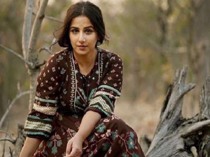 मूवी में फॉरेस्ट ऑफिसर बनीं विद्या बालन, बोलीं- यह फिल्म उस आम धारणा पर वार करती है, जो औरत के मर्दों वाले कामों पर सवाल उठाती है|बॉलीवुड,Bollywood - Dainik Bhaskar