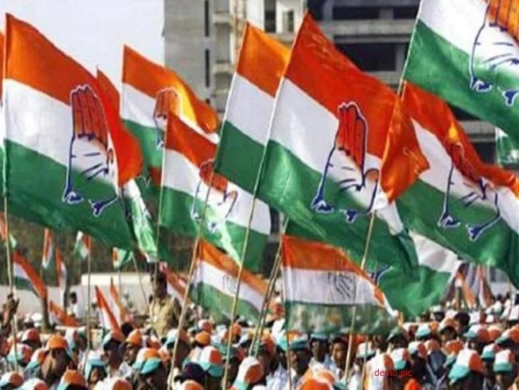 कांग्रेस की अपील- महंगाई के खिलाफ 18 जून को दोपहर 12 बजे पांच मिनट के लिए जहां हैं, वहीं थम जाएं रायपुर,Raipur - Dainik Bhaskar