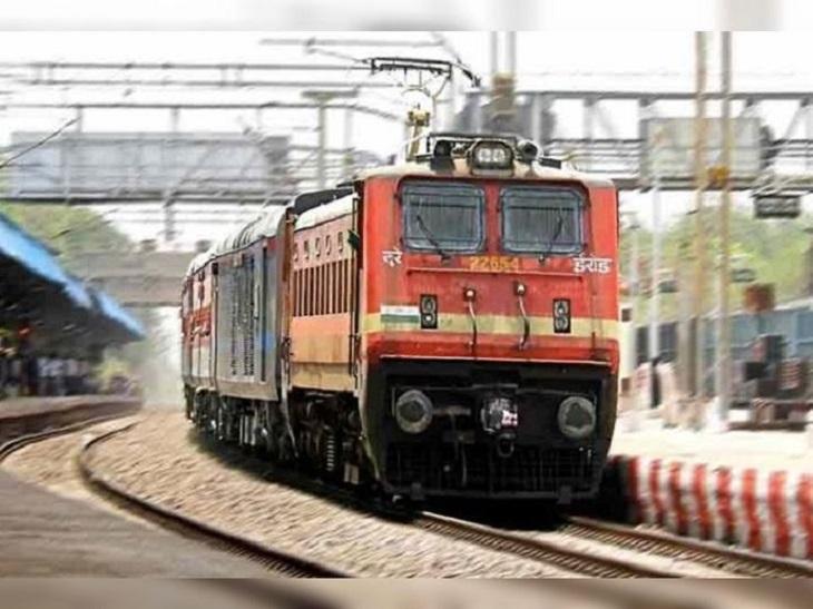 रेलवे ने तिरुनेल्वेली-बिलासपुर के बीच चलने वाली पूजा स्पेशल ट्रेन के परिचालन की अवधि भी 29 जून से आगे बढ़ा दी है। अब यह ट्रेन 9 नवंबर तक चलेगी। - Dainik Bhaskar