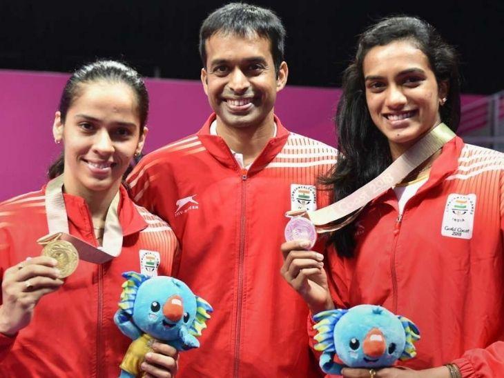 साइना नेहवाल और पीवी सिंधु जैसी खिलाड़ियों को पुलेला गोपीचंद ने ही तैयार किया है। - Dainik Bhaskar
