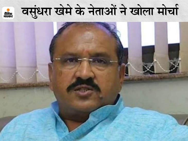 भाजपा नेता गुंजल बोले- राजस्थान में राजे की तरह बड़ा कद और बड़ा मन किसी नेता का नहीं, उन्हें आगे रखे बिना सत्ता में वापसी असंभव|जयपुर,Jaipur - Dainik Bhaskar