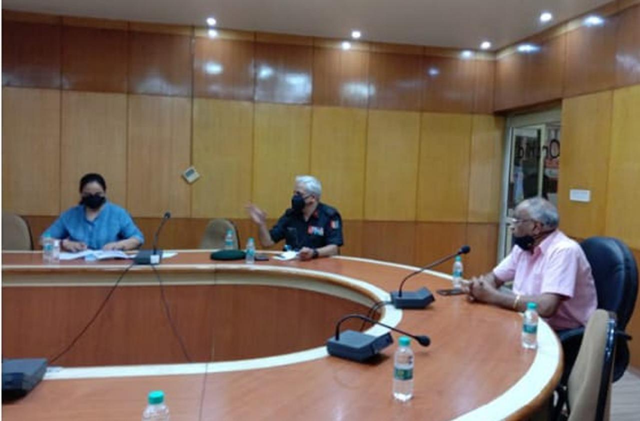 मेरठ की शोभित और IIMT विश्वविद्यालय में इस सत्र से पढ़ाई जाएगी NCC, वैकल्पिक पाठ्यक्रम के रूप में की जाएगी लागू मेरठ,Meerut - Dainik Bhaskar