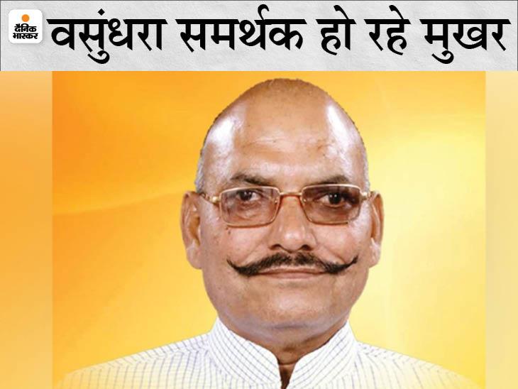 बहादुरसिंह कोली बोले- वसुंधरा के हाथ में कमान होती तो प्रदेश की स्थिति दूसरी होती, अब सरकार नहीं गिरेगी भरतपुर,Bharatpur - Dainik Bhaskar
